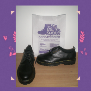 Doc Low Leather