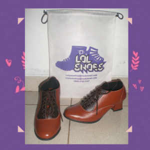 Heels Boots Low